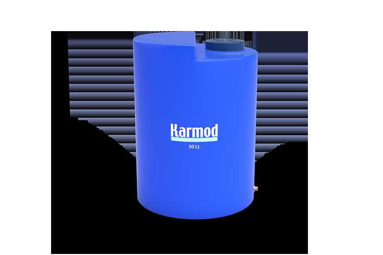 50 litre dik su depoları