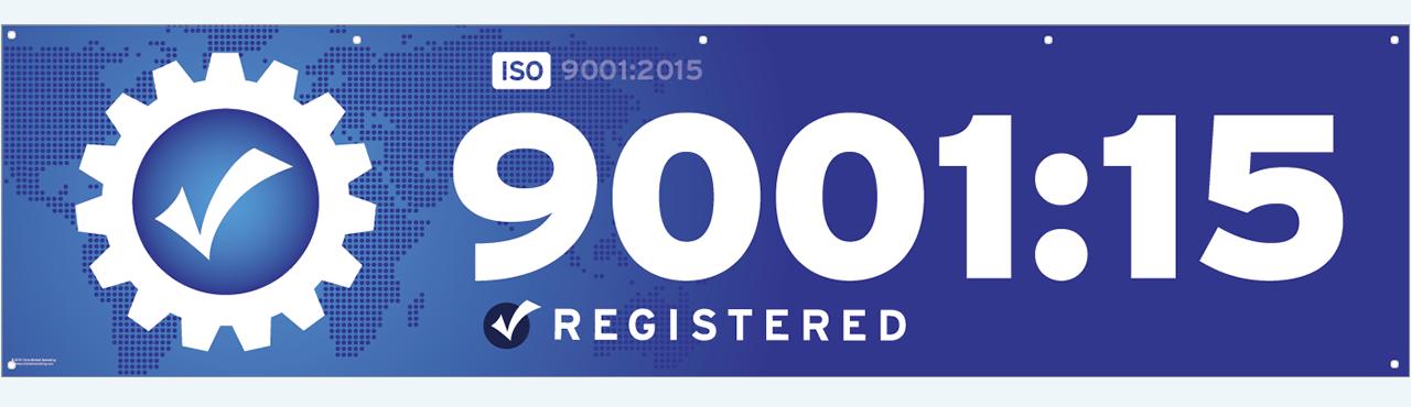 ISO 9001:2015 Sertifikasına Sahip Tek Üretici